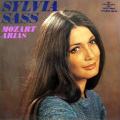 [중고] [LP] Sylvia Sass / Mozart Arias (수입, SLPX 11812) - SW77