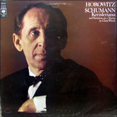 [중고] [LP] Horowitz / Schumann : Kreisleriana (수입,72841) - SW78