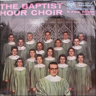 [중고] [LP] Baptist Hour Choir / Hymns of Meditation (수입/rs50002)