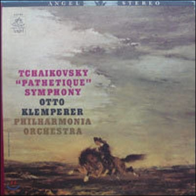 [중고] [LP] Otto Klemperer / Tchaikovsky : `Pathetique` Symphony (수입/s35787) - sr227