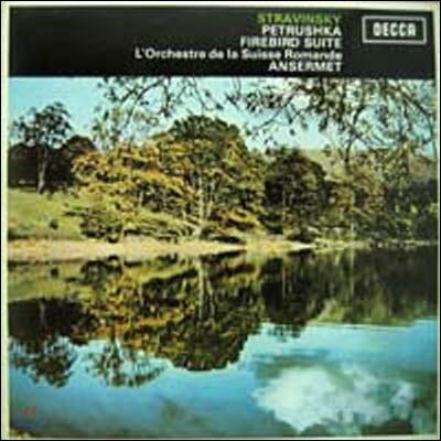 [중고] [LP] Ernest Ansermet / Stravinsky : Petrushka, Firebird - Suite (SEL0133)