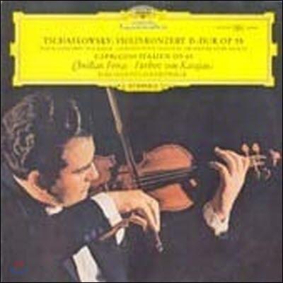 [중고] [LP] Christian Ferras, Herbert Von Karajan / Tchaikovsky : Violinkonzert D dur Op.35, Capriccio Italien Op.45 (sel200131)