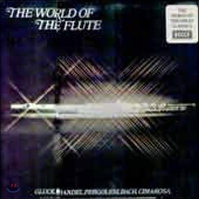 [중고] [LP] V.A. / The World Of The Great Classics : The World Of The Flute (sel0291)