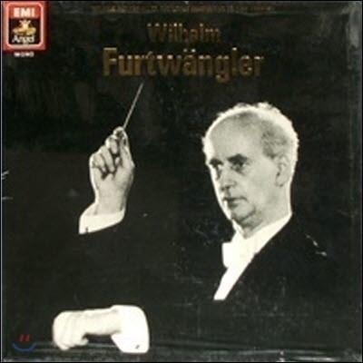[중고] [LP] Wilhelm Furtwangler / 베토벤 교향곡 전집 (No.1-9) (8LP BOX SET/olac0090)