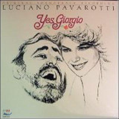 [중고] [LP] Luciano Pavarotti / Yes Giorgio (selrd523)