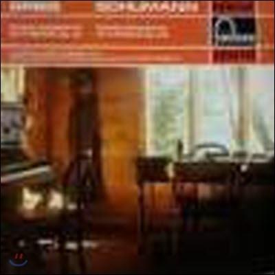 [중고] [LP] Rudolf Moralt / Grieg, Schumann : Piano Concerto In A Minor, Op. 16, Piano Concerto In A Minor, Op. 54 (수입/sfli4093)