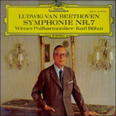 [중고] [LP] Karl Bohm / Beethoven : Symphonie Nr.7 A-Dur Op.92 (sel200288)