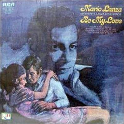 [중고] [LP] Mario Lanza / Be My Love (lsc3289)