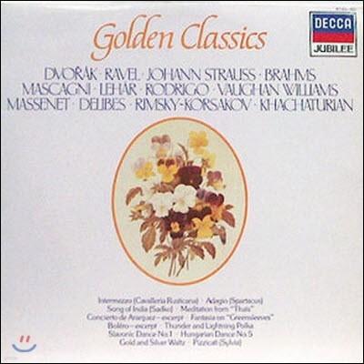 [중고] [LP] Willi Boskovsky / Golden Classics (selrd642)
