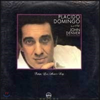 [중고] [LP] Placido Domingo, John Denver / Perhaps Love: The Very Best Of Placido Domingo (mdrc1070)