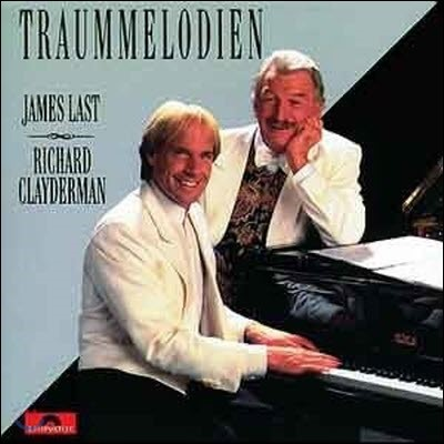 [중고] [LP] James Last Orchestra, Richard Clayderman / Traummelodien (rg2222)