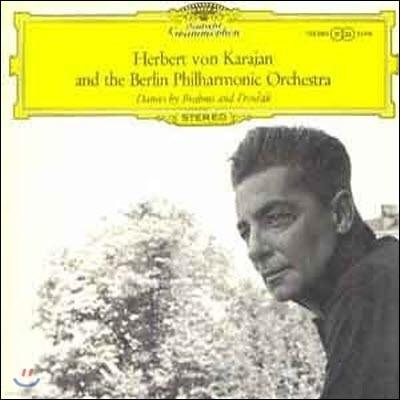 [중고] [LP] Herbert Von Karajan / Dances By Brahms And Dvorak (slpm138080)