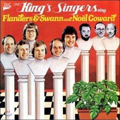 [중고] [LP] King's Singers / Flanders And Swann And Norl Coward (수입/mmg1120)