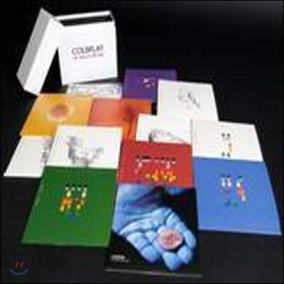 [중고] [LP] Coldplay / Singles 1999-2006 - 7' LP Single Collection (15LP Box Set)