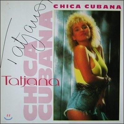 [중고] [LP] Tatjana / Chica Cubana (수입)