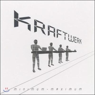 [중고] [LP] Kraftwerk / Minimum-Maximum (수입/4LP/Box Set)