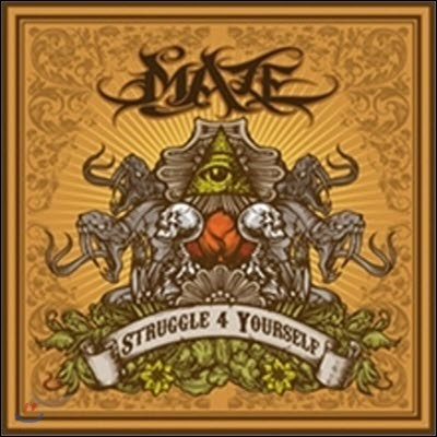 마제 (Maze) / Struggle 4 Yourself (미개봉)