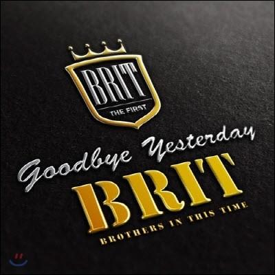 [중고] Brit (브릿) / Goodbye Yesterday (digipack/디지털싱글)
