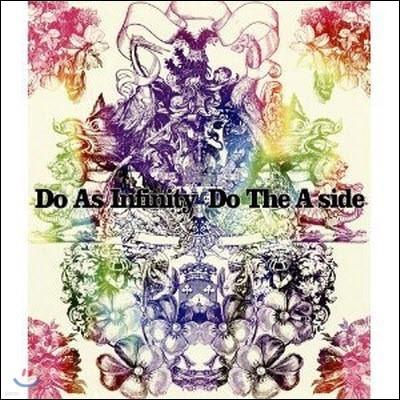 [중고] Do As Infinity (두 애즈 인피니티) / Do The A-side (일본수입/2CD+DVD/avcd177601b)