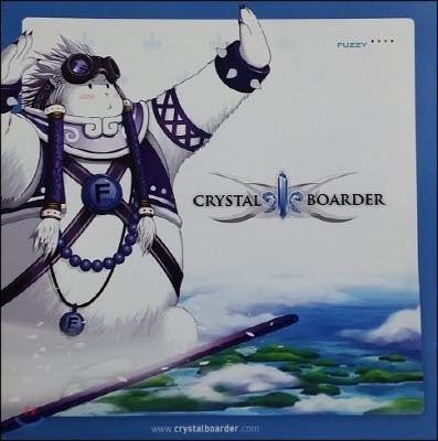 [중고] O.S.T. / Crystal Boarder