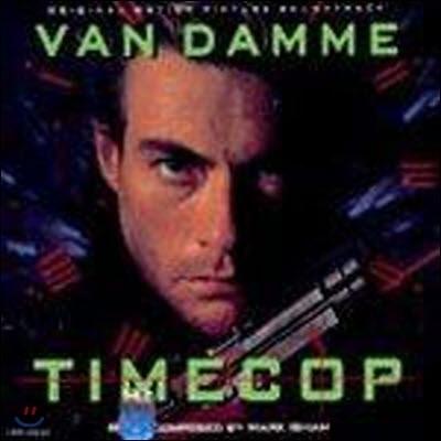 [중고] O.S.T / Timecop (수입)