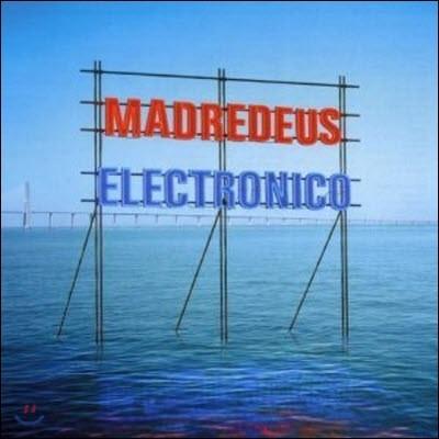Madredeus / Electronico (수입/미개봉)