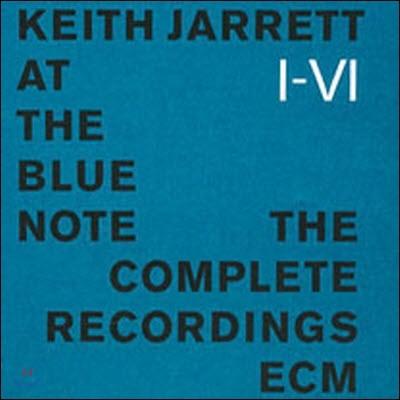[중고] Keith Jarrett / At The Blue Note: The Complete Recordings (6CD BOX/아웃케이스 없음/수입)