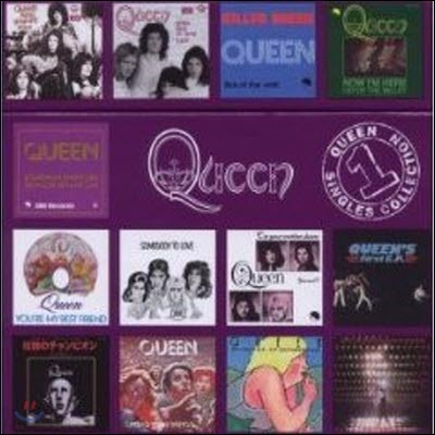 Queen / Singles Collection Vol.1 (13CD Box Set) (Limited Edition/수입/미개봉)