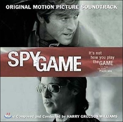 [중고] O.S.T. / Spy Game (스파이 게임/수입/4400161902)