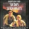 [중고] O.S.T. / Six Days, Seven Nights - 식스 데이 세븐 나잇 (dh3681)