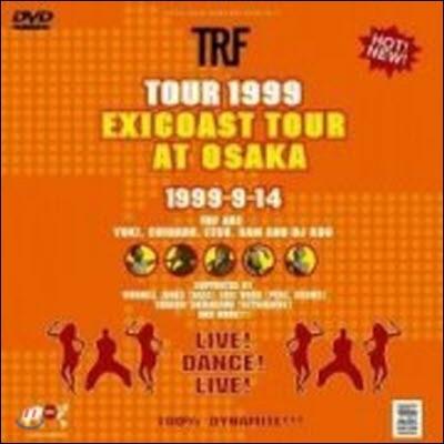 [중고] TRF (티알에프) / Trf Tour 1999 Exicoast Tour At Osaka (수입)