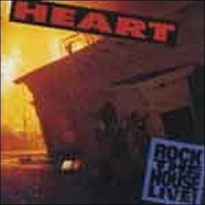 중고] Heart / Rock The House Live (수입)