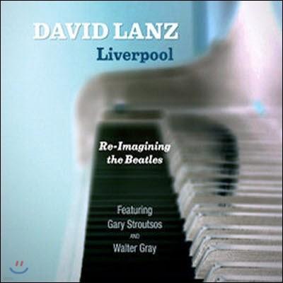 [중고] David Lanz / Liverpool: Re-Imagining The Beatles