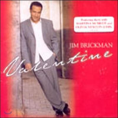 [중고] Jim Brickman / Valentine (수입)