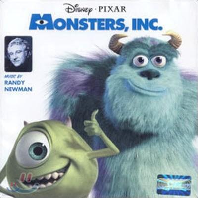 [중고] O.S.T. / Monsters, Inc. (몬스터 주식회사)