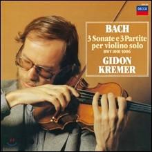 Gidon Kremer ����: ������ ���̿ø� �ҳ�Ÿ�� �ĸ�ƼŸ (J.S. Bach: Violin Sonatas and Partitas) � ũ����