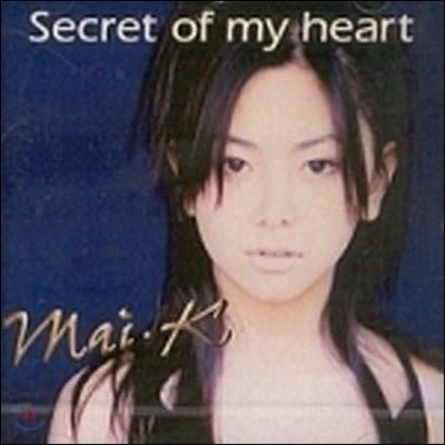 [중고] Kuraki Mai (쿠라키 마이) / Secret Of My Heart (12tracks/수입)