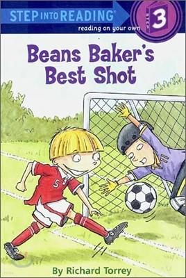 Step Into Reading 3 : Beans Baker's Best Shot