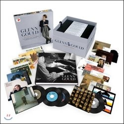 Glenn Gould �ݷҺ�� �ٹ� �÷��� (The Complete Columbia Album Collection 81CD)
