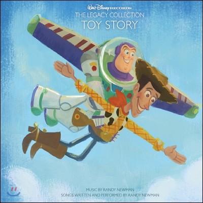 토이 스토리 사운드트랙 (Walt Disney Records The Legacy Collection: Toy Story)