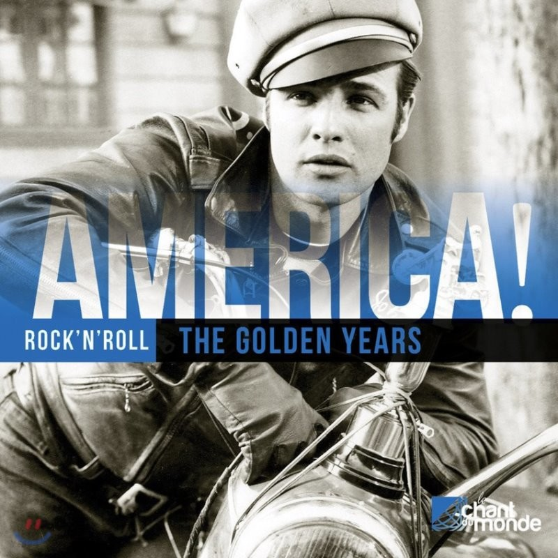 미국의 로큰롤 음악 모음집 (America! Rock 'n' Roll: The Golden Years)