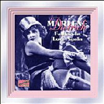 Marlene Dietrich - Falling In Love Again