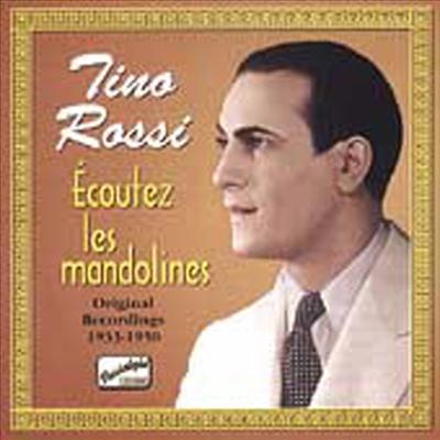 Tino Rossi - Ecoutez Les Mandolines