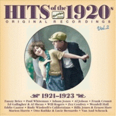 Various Artists - Hits Of The 1920s Vol.2 (1921-1923)