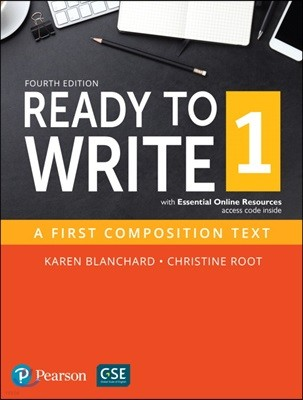 Ready to Write (4/E) 1 : Student Book with Online Resources