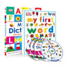 DK First Word Book & Dictionary (Saypen Edition 2��)