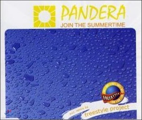 [중고] Pandera / Join The Summertime (수입/Single)