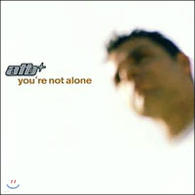 [중고] Atb / You're not alone (Single/수입)