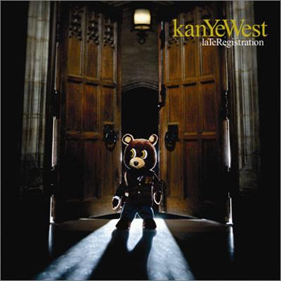 Kanye West - Late Registration 카니예 웨스트 2집