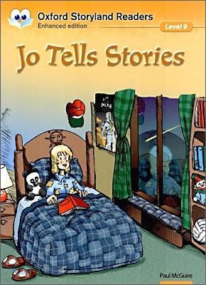 Oxford Storyland Readers Level 9 : Jo Tells Stories